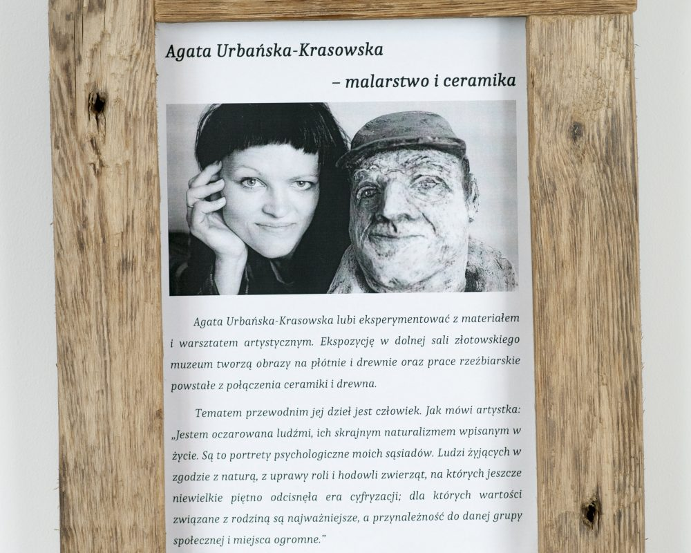 Agata Urbańska Krasowska Malarstwo I Ceramika Muzeum Ziemi